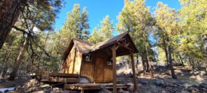 3.4 Acre Cabin